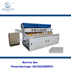 ISO9001 certificated Low Price Wire Mesh Welding Machine(China Machine)