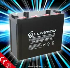 2v 800ah lead-acid battery solar battery