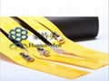 Seamless pockets of special hot melt adhesive film 5