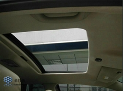 For hot melt adhesive film automotive interior and roof