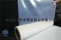 PVC LOGO bonding white hot melt adhesive film 5