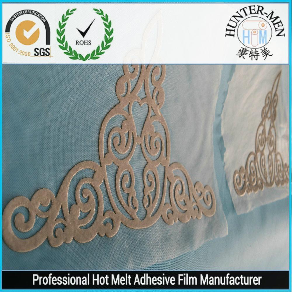 刺繡熱熔膠膜 4