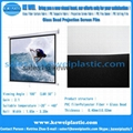 Glass Bead Projection Screen Film