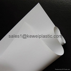 PVC White Projection Scr
