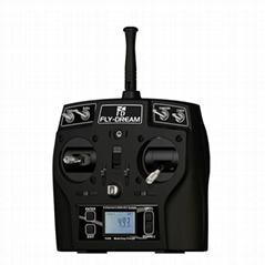 飛夢 2.4G 6通道遙控器
