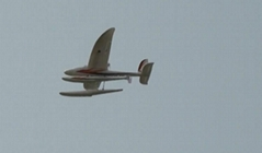 EPO Model Plane Glider with Undercarriage and  Float