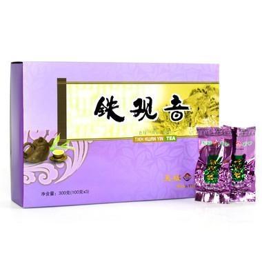 清香型正味一級鐵觀音(禮盒裝)27元/70g 1