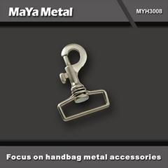 Luxury bag sprig hook in PVD plating MaYa Metal
