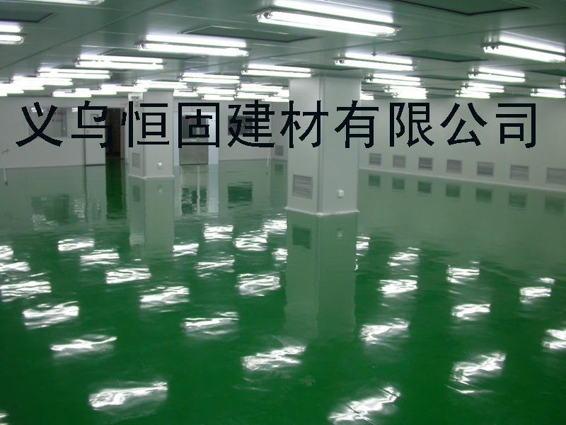 义乌环氧树脂地坪 4