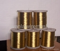 Coil Brass wire and spool brass wire