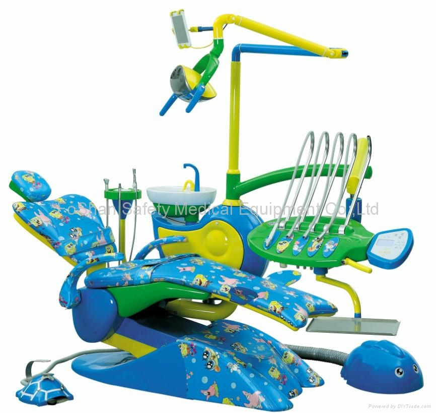 Charmant Promotion Children Dental Unit With Unique Funny Design Dental Chair TUVu0026CE  ...