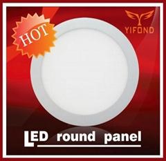Yifond LED round panel light