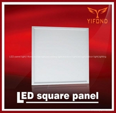 Yifond led square pane light