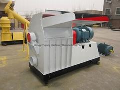 Yugong wood chips hammer crusher,biomass hammer crusher