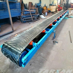 Hot sale efficient quarry belt conveyor with good price