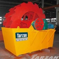 Tarzan brand high quality sand washing machine for stone producing line