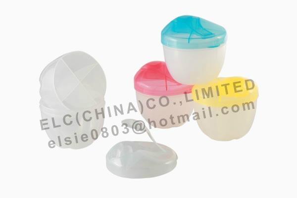 Baby milk powder container  4