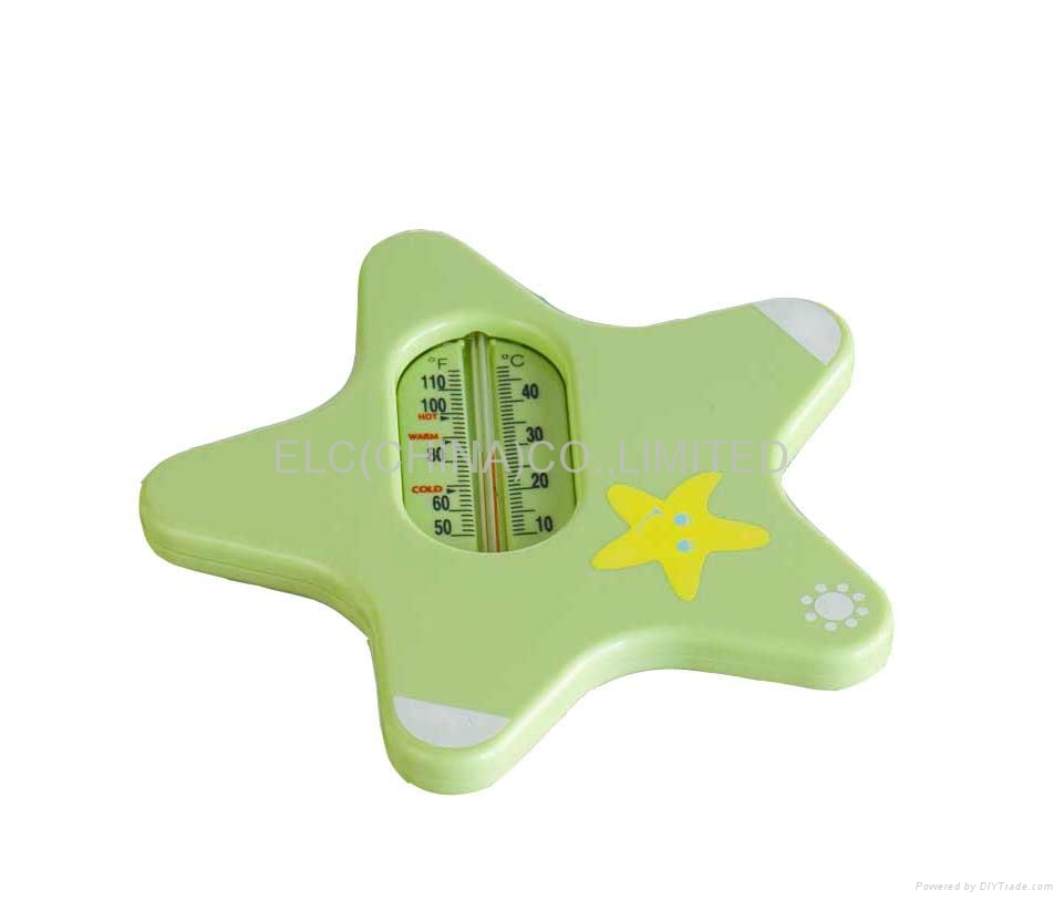 Baby bath thermometer  1
