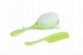 Baby comb and brush set  2