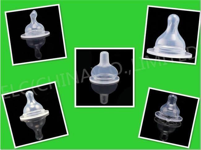 Baby silicone nipple  2