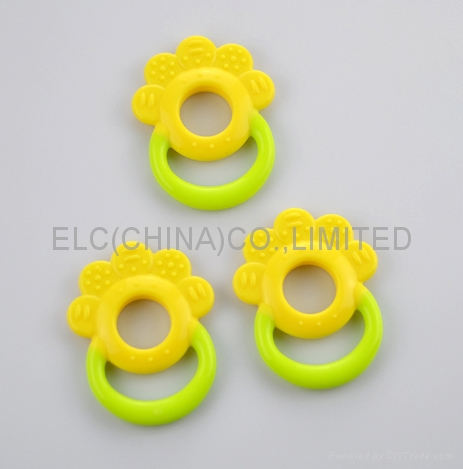 Baby teether and rattle  2