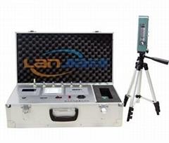 8合一分光打印室内空气质量检测仪