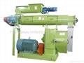 wood pellet mill of ring die type with big capacity