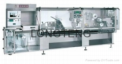 High Speed CAMPAK Blister Package Machine