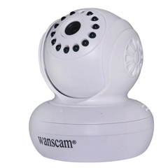 Wanscam JW0005 New Indoor Home Wireless Mini IR Baby Monitor IP Camera
