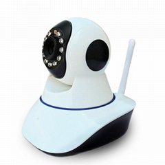 Wanscam HW0041 Indoor Wifi P2P PNP Audio Low Cost IP Camera Home Security