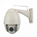2MP PTZ Outdoor Waterproof 5x Zoom Onvif