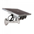3G 4G Sim Card Solar Power Wireless CCTV