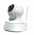 WANSCAM (Mode: HW0036) Indoor PTZ HD Baby Monitor Wireless IP Camera Pan Tilt 5