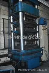 Used hydraulic press 500 tons