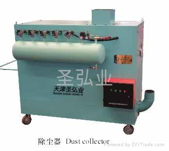 圆柱形筒体金属内表面数控抛丸处理机 4