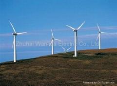 Wanlida Static var compensator for wind power plant