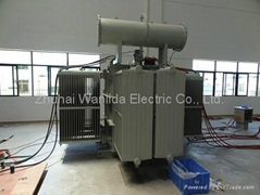 SVC for power transmission and electric arc furnace