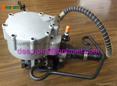 Pneumatic strapping tool for Steel strapping