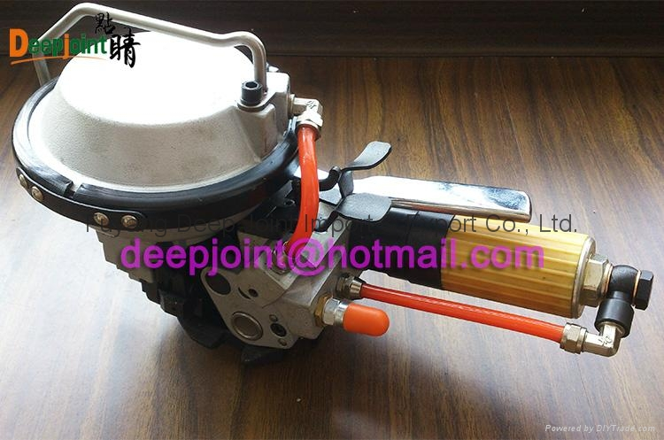 Pneumatic strapping tool KZ Series Integral Type for Steel strapping 1