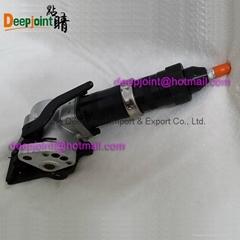 Pneumatic strapping tool KZ Series Split