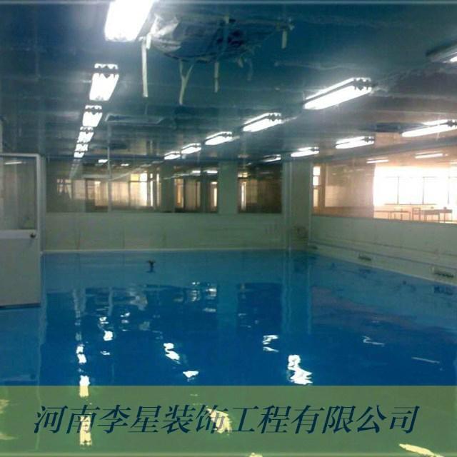 環氧樹脂防靜電薄塗地坪塗料 1