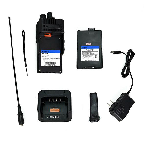 LT-25W super high power 25w long range handheld two way radio 5