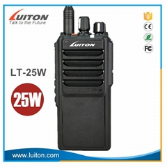 LT-25W super high power 25w long range handheld two way radio