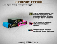LED lights display Mini power supply