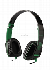 Foldable headphone for Mobile Phone with 40mm hi-Fi