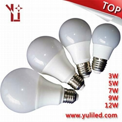 新款3W5W7WLED球泡燈