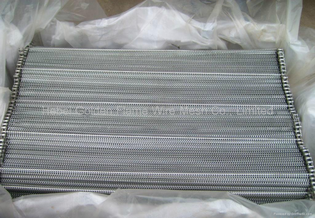 Conveyor belt mesh 5