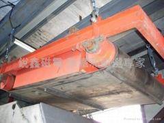 RCY-Q轻型永磁带式自卸除铁