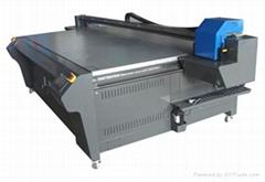 玻璃UV平板喷绘机
