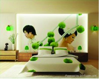 玻璃UV数码印刷机 5